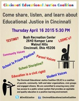 communitymeeting flyer April 16